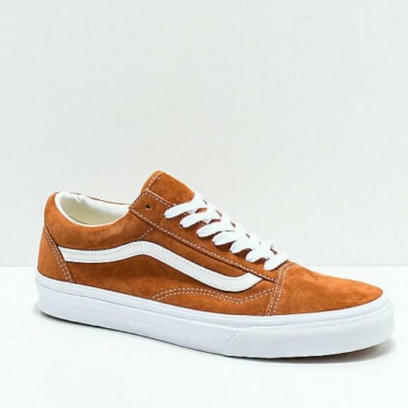vans suede skate chaussures